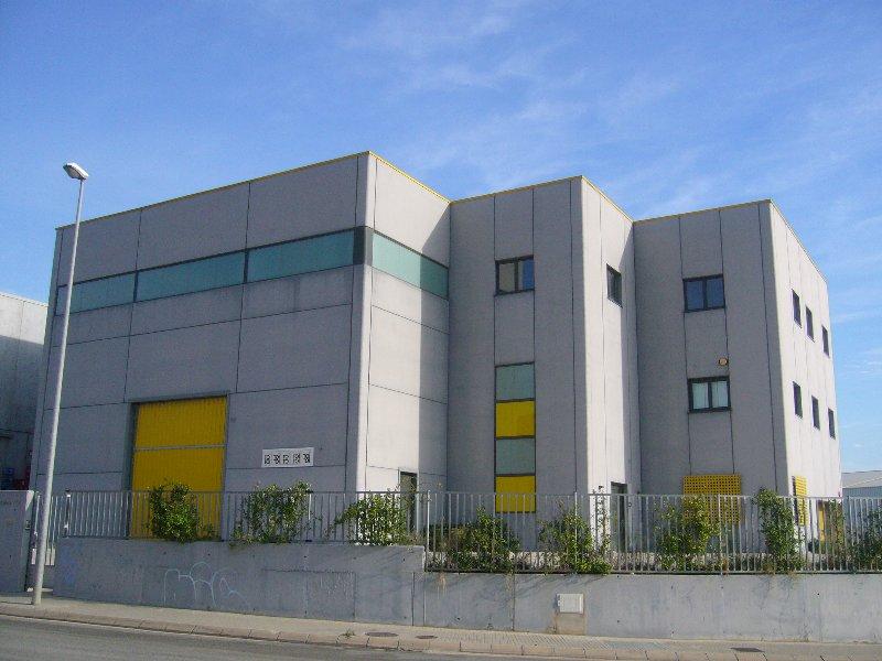 E-1133 Edifici industrial aillat